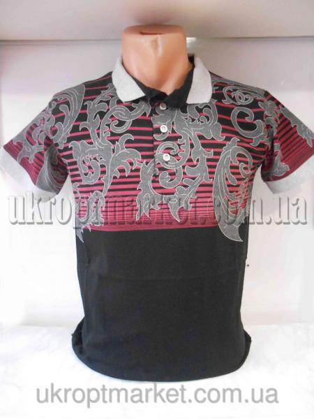 "Мужская футболка ""Dublin"" LB-2110 №C79367"