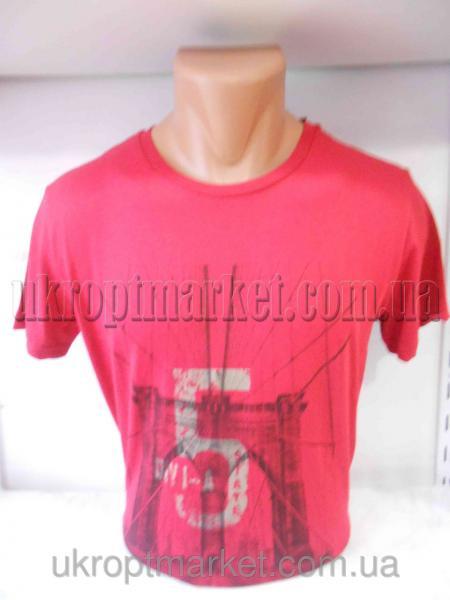 "Мужская футболка ""Dublin"" LB-2110 №C79380"