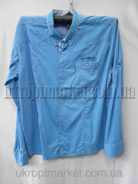 """Мужская рубашка Батал """"Marakesh"""" LM-661 №C77990"""