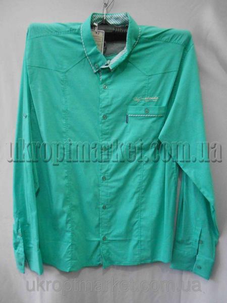 """Мужская рубашка Батал """"Marakesh"""" LM-661 №C77989"""