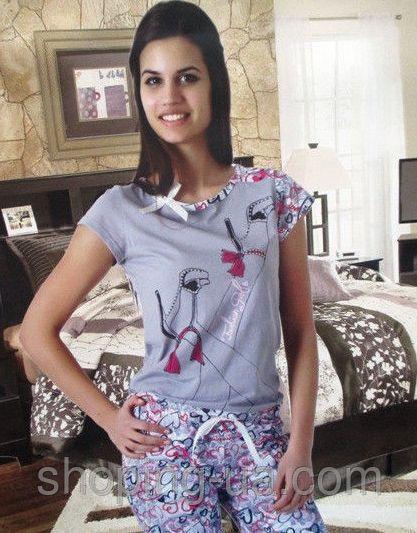 Женская пижама туфелька