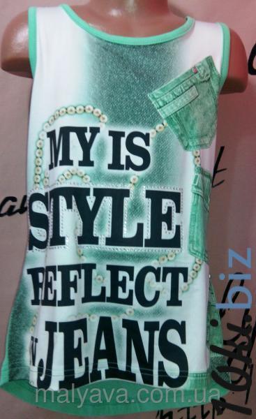 Модная футболка для девочки от 128 до 164 Blueland - Футболки детские для девочек в магазине Одессы