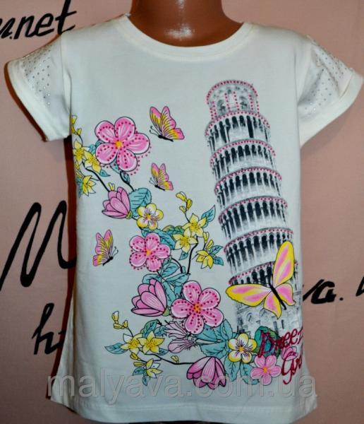 Подростковая футболка от 128 до 164 Breeze