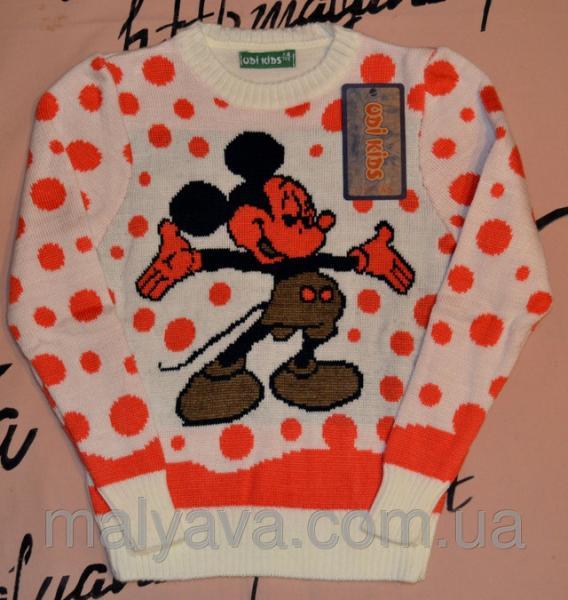 Детский шерстяной свитер от 5 до 11 лет Udi kids