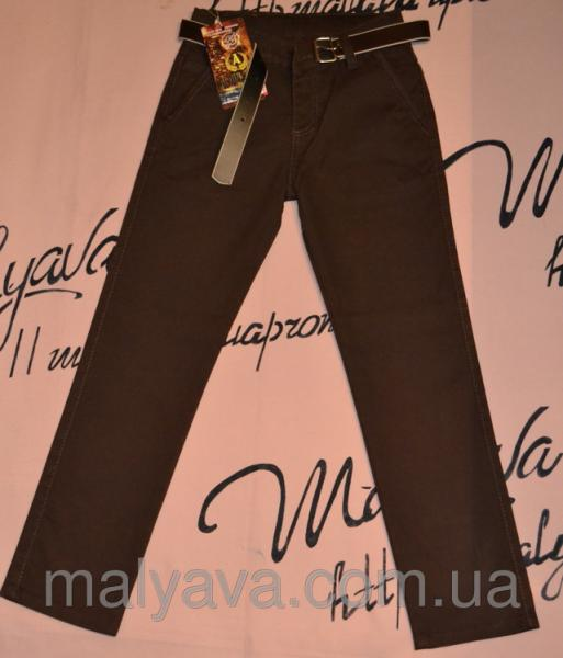 Весенние брюки на мальчиков от 146 до 170 Altun