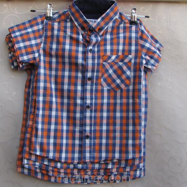 "Рубашка ""Bold"" для мальчика,Турция"