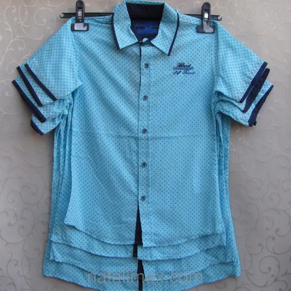 "Рубашка ""Blueland"" ПОДРОСТОК,Турция"