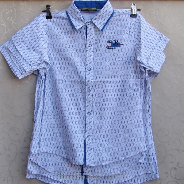 """Рубашка """"Blueland"""" ПОДРОСТОК"""