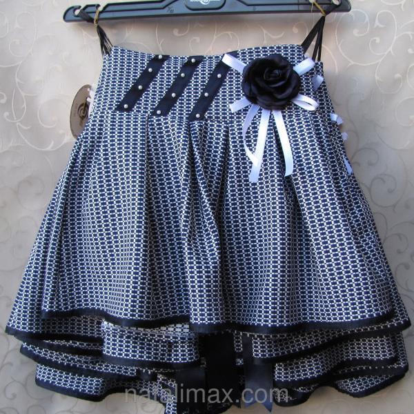 Юбка для девочек- ПОДРОСТКОВ 116-164 см