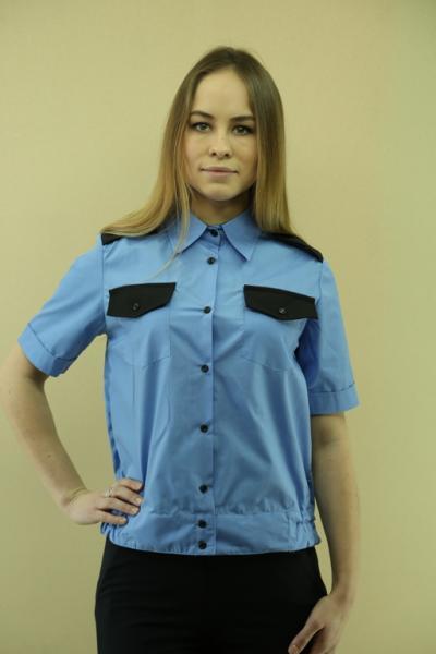 Рубашки охранника женские