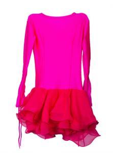 Фото Одежда для танцев RLD1308 Платье
