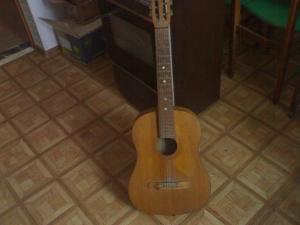 Фото БАРАХОЛКА 1. Гитара 6 стунная (переделана с 7 струнной)