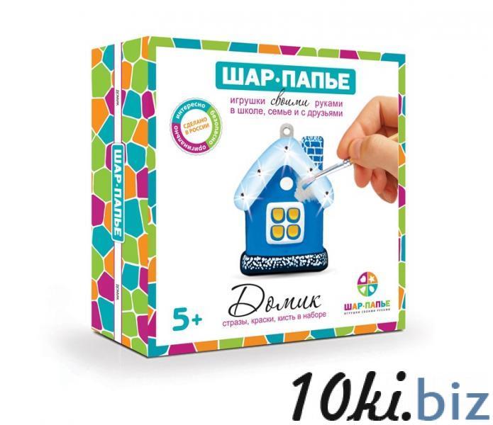 """Набор для творчества """"Домик"""" купить в Туле - Детские наборы для творчества с ценами и фото"""