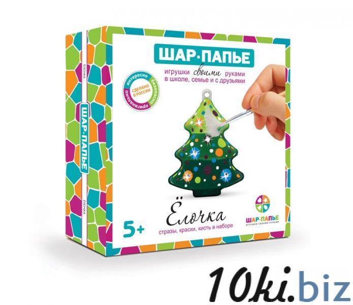 """Набор для творчества """"Елочка"""" купить в Туле - Детские наборы для творчества с ценами и фото"""