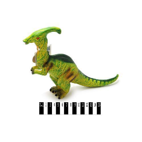 Динозавр   муз. Х777-4В  (коробка ) р.27х8х19,5см.