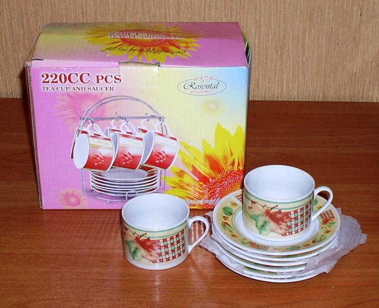 """Набор посуды чайной """"Rosental"""" *3643"""