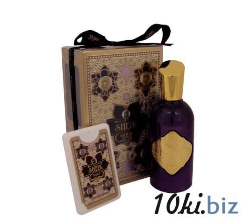 Парфюмированная вода Al Sheik Gold Edition , 100 мл.(УНИСЕКС) купить в Вологде - Парфюмерия женская