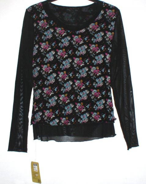 Блуза-сетка женская *3769