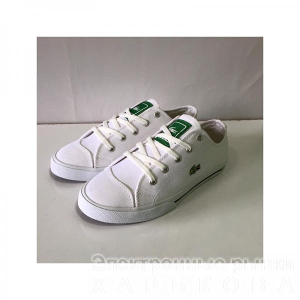 0022 КЕДЫ ЖЕНСКИЕ LACOSTE - Женская обувь купить с фото и ценами на ... 8c9af6fab8f