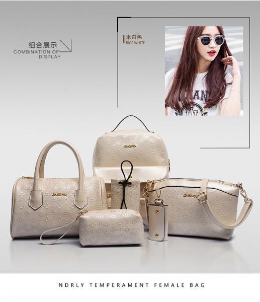 Набор сумок (6 в 1) Экокожа