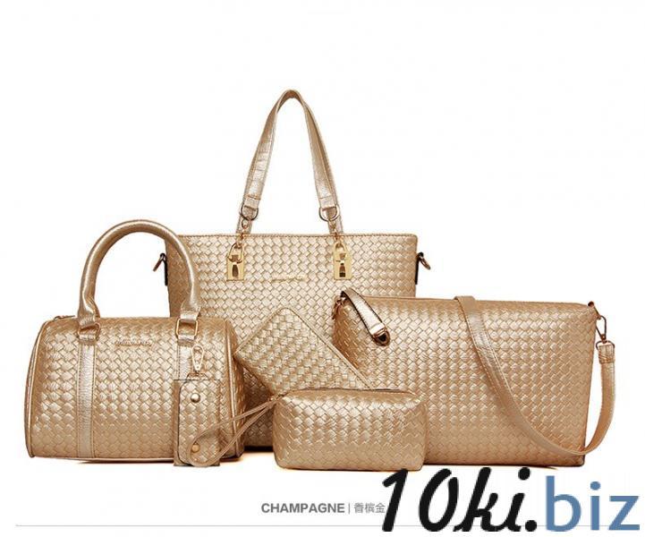 Набор сумок (6 в 1) Экокожа - Дорожные сумки и чемоданы в Нижнем Новгороде