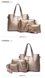 Фото  Набор сумок (3 в 1) Экокожа