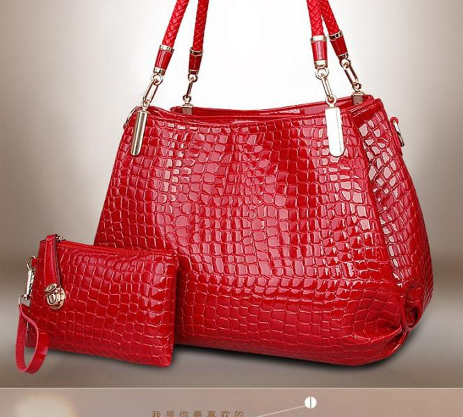 Набор сумок (2 в 1) Экокожа