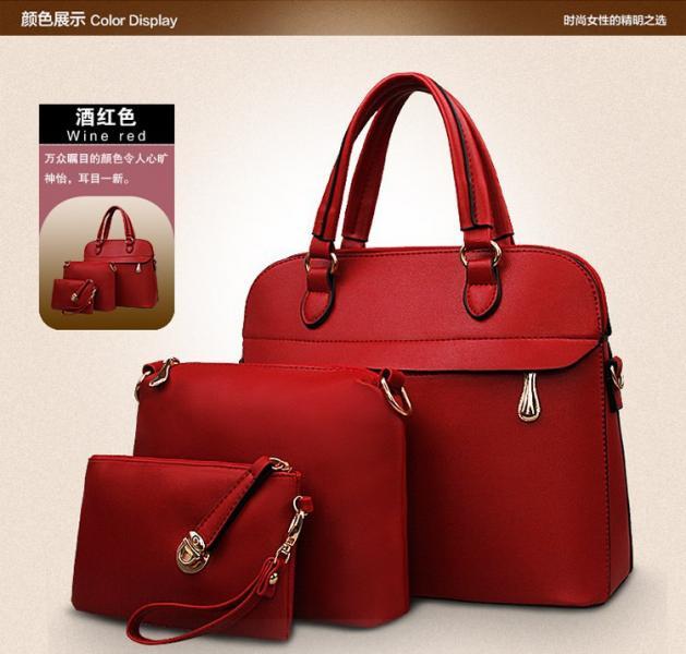 Набор сумок (3 в 1) Экокожа
