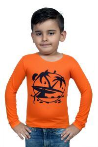 Фото Футболки Футболка детская с длинным рукавом