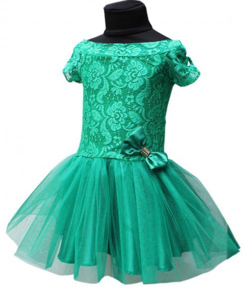 Детское платье Балерина р.110-128