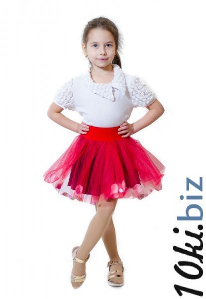 Детская юбка с фатина р.92-110 - Юбки детские для девочек в магазине Одессы