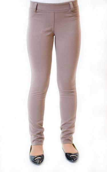 Подростковые штаны для девочки р128-146