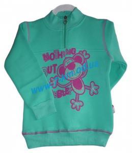 Фото Одежда для Девочек, Батники, Кофты Батник для девочек Vit6249 начёс 4 шт (5-8 лет)