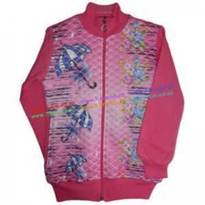 Фото Одежда для Девочек, Батники, Кофты Кофта для девочек Vit6704 начёс 4 шт (5-8 лет)