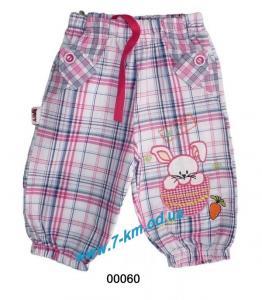 Фото Одежда для Девочек, Брюки, Штаны Штаны для девочек Vit00060 коттон 3 шт (1-3 года)