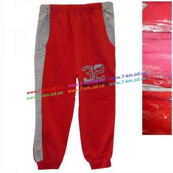 Штаны для девочек Rom187 трикотаж 4 шт (5-8 лет)