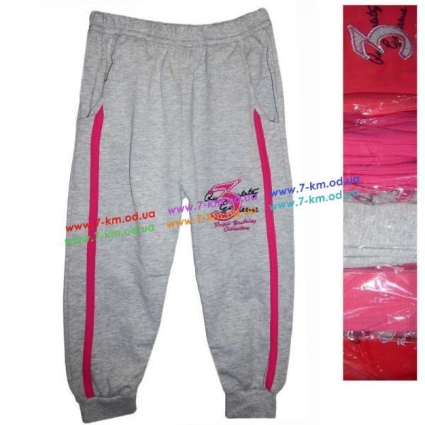 Штаны для девочек Rom200 трикотаж 4 шт (5-8 лет)