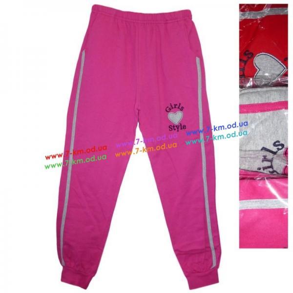 Штаны для девочек Rom201 трикотаж 4 шт (9-12 лет)