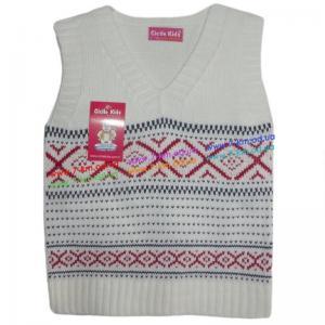 Фото Одежда для Мальчиков, Безрукавки, Жилетки Жилетка для мальчиков Vit7212 акрил 3 шт (1-5 лет)