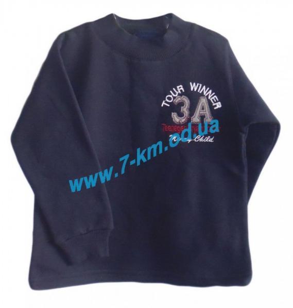 Батник для мальчиков Vit061 начёс 4шт (5-8 лет)