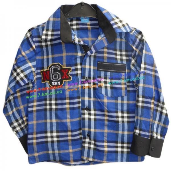 Рубашка для мальчиков Vit2060 коттон 4 шт (5-8 лет)