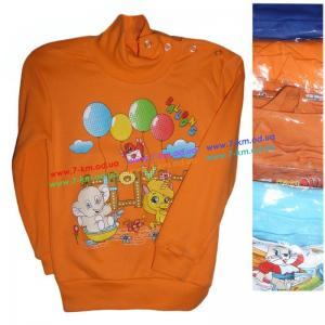 Фото Одежда для Мальчиков, Гольфики, Рубашки Гольф для мальчиков Mok1903m начёс 4 шт (1-4 года)