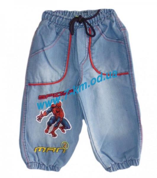 Брюки для мальчиков Vit06125 джинс 3 шт (1-3 лет)