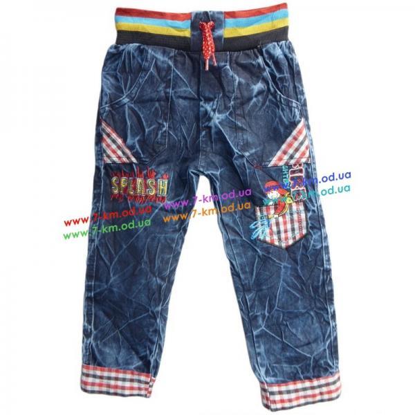 Брюки для мальчиков Vit101a джинс 4 шт (0,9-3 года)