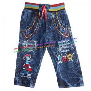 Фото Одежда для Мальчиков, Джинс - Лето Брюки для мальчиков Vit101f джинс 4 шт (0,9-3 года)