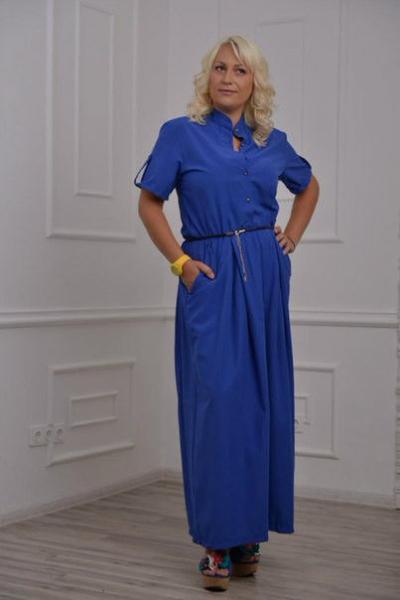 Женское стильное платье НВ178