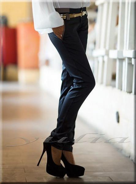 Женские модные брюки НВ067