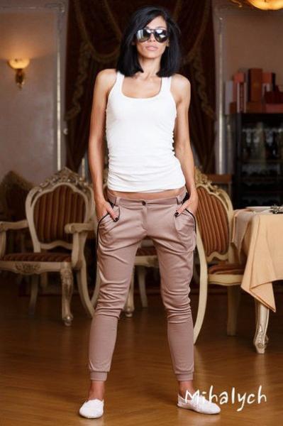 Женские модные брюки ВЧ167