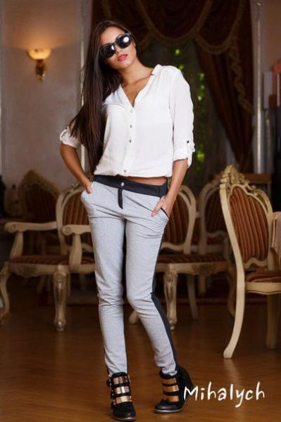Женские модные брюки ВЧ164