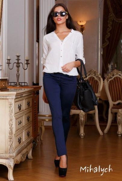 Женские модные брюки ВЧ102